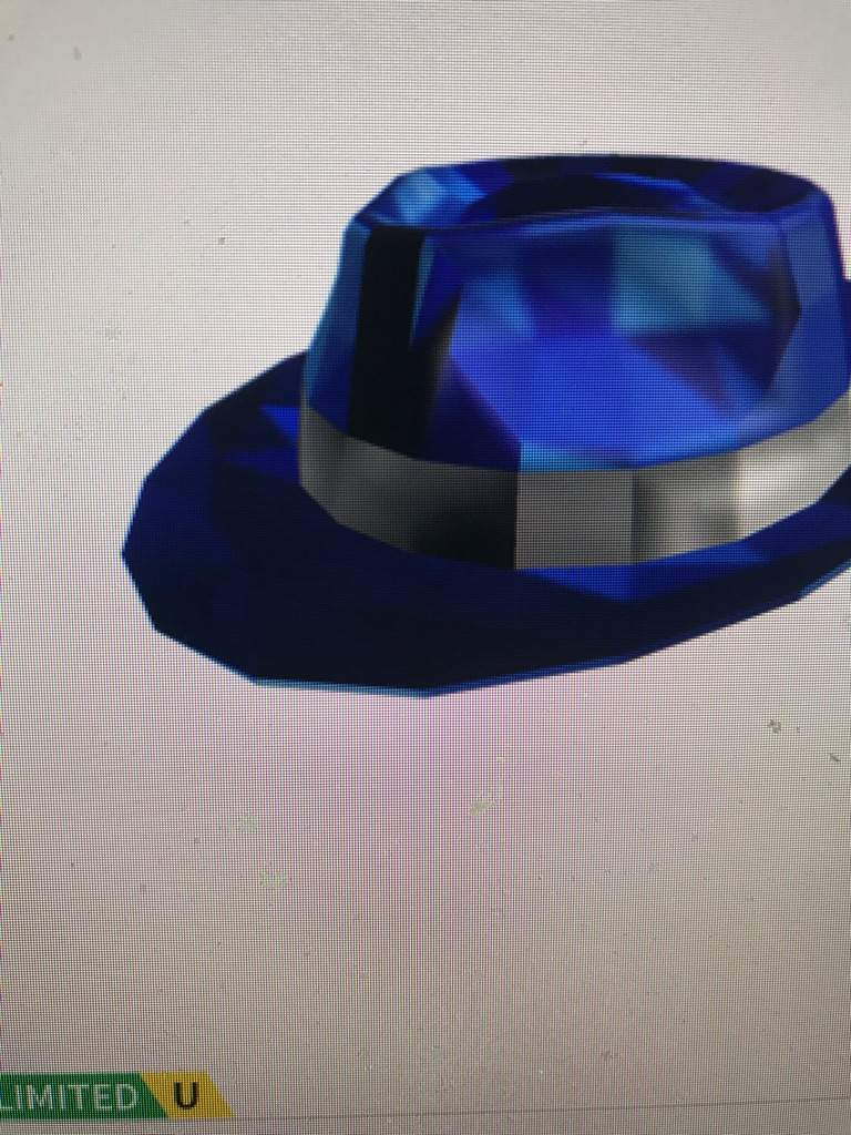 Blue Fedora Roblox Midnight Blue Sparkle Time Fedora Wiki Roblox Amino
