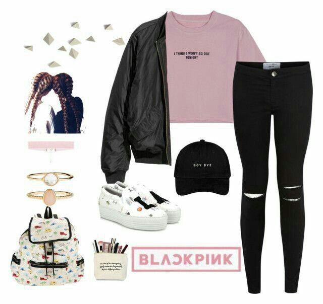 Blackpink Outfit Ideas: Outfits Inspirados En Las Integrantes De Black PINK