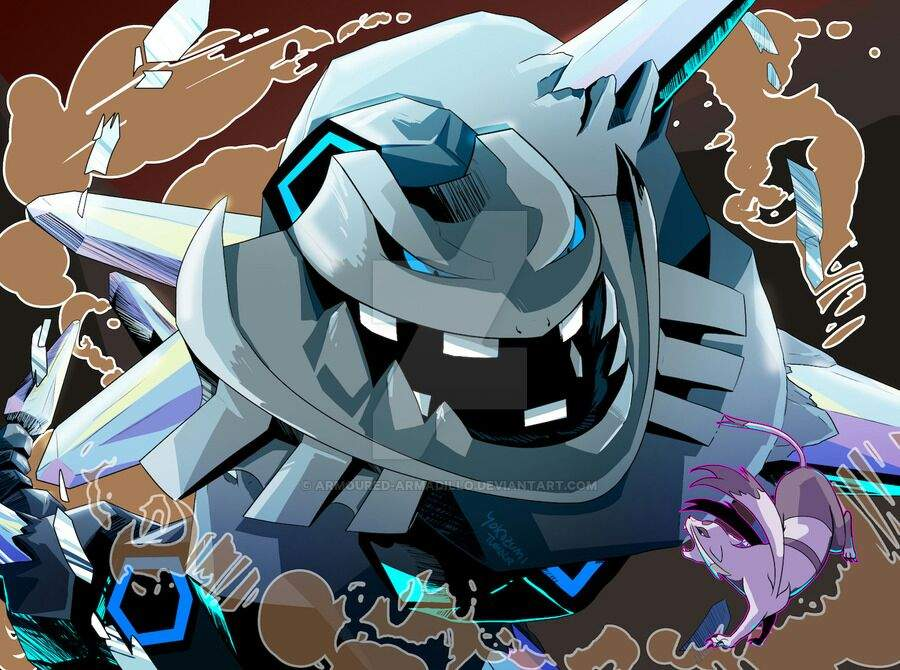 Best Nature For Steelix