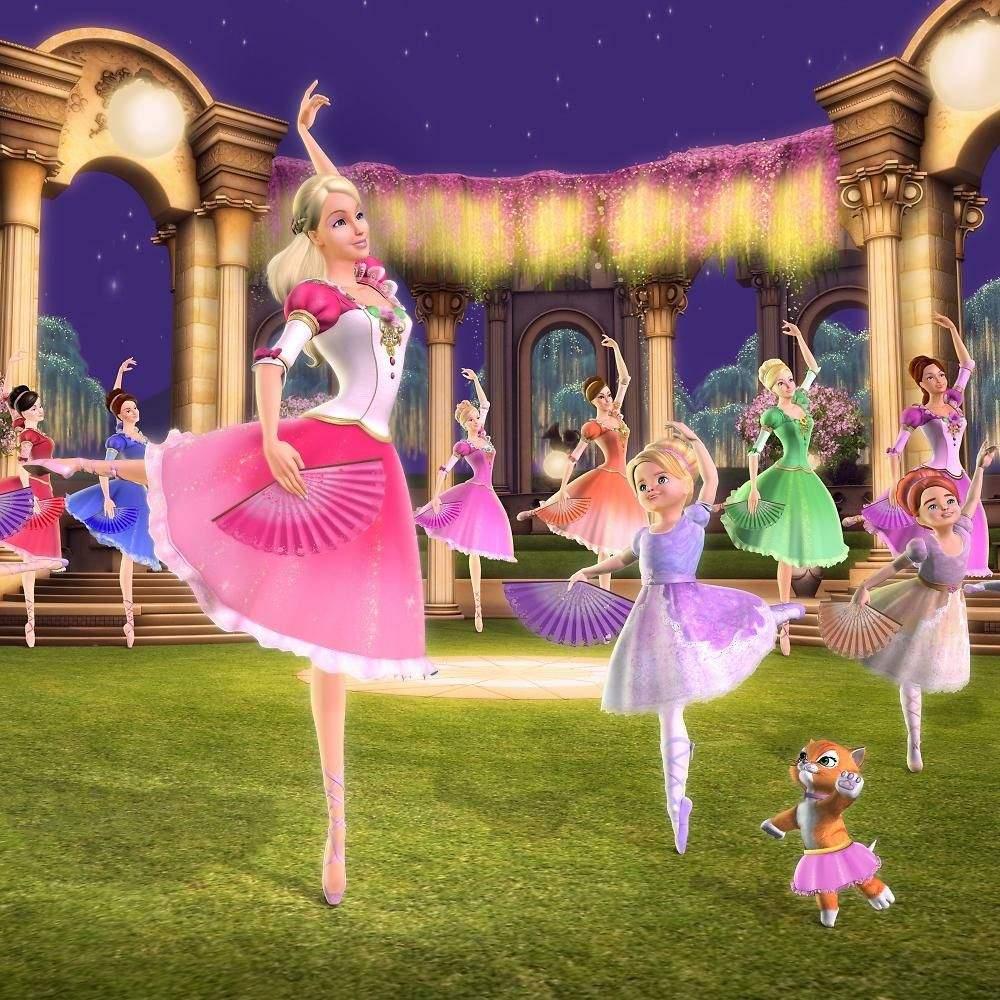 Barbie The 12 Dancing Princesses Wiki Cartoon Amino