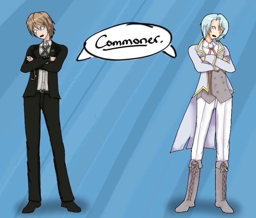 Sakuya & Byakuya: Twins?!   Danganronpa Amino