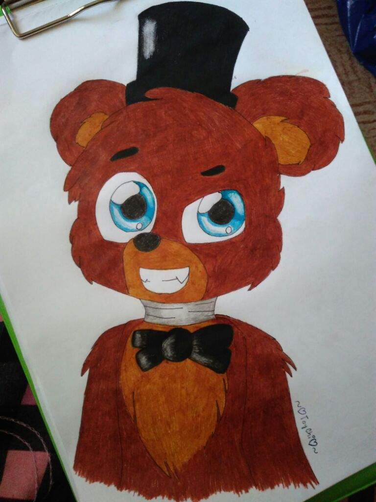 Are You Ready for Freddy?!