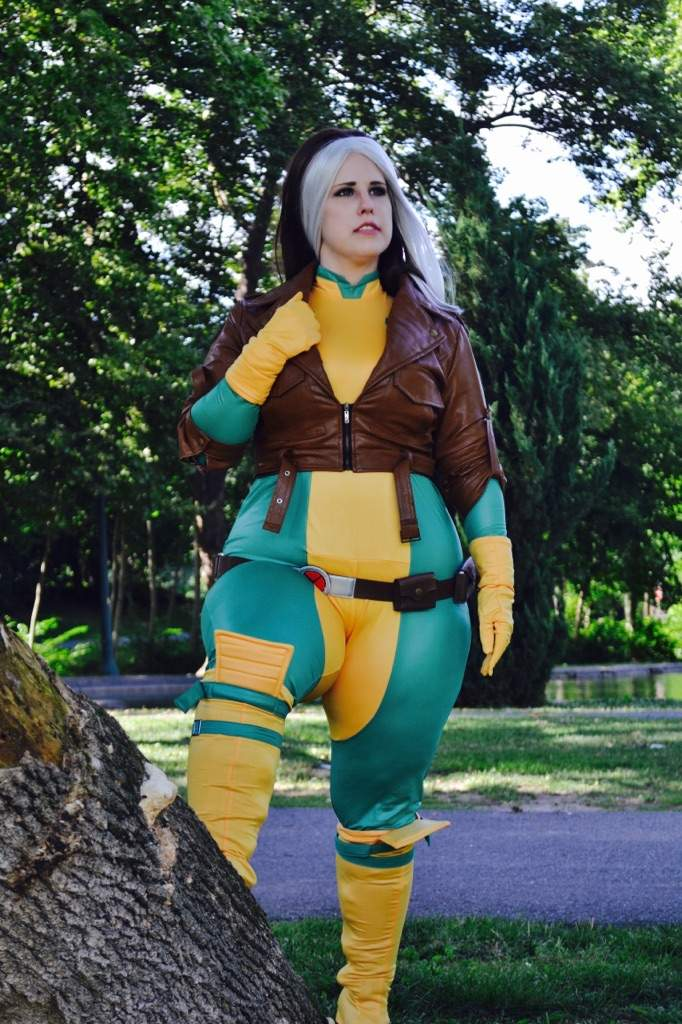 Rogue cosplay cosplay amino im doing rogue for a charity for a local baseball teams superhero night i did not make this cosplay as im busy with another for otakon solutioingenieria Images