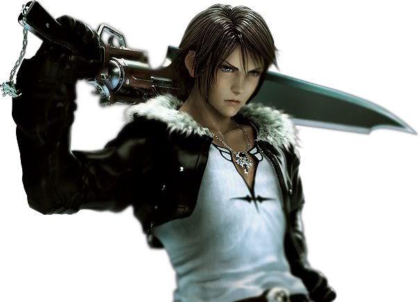 Squall Leonhart Final Fantasy Amino