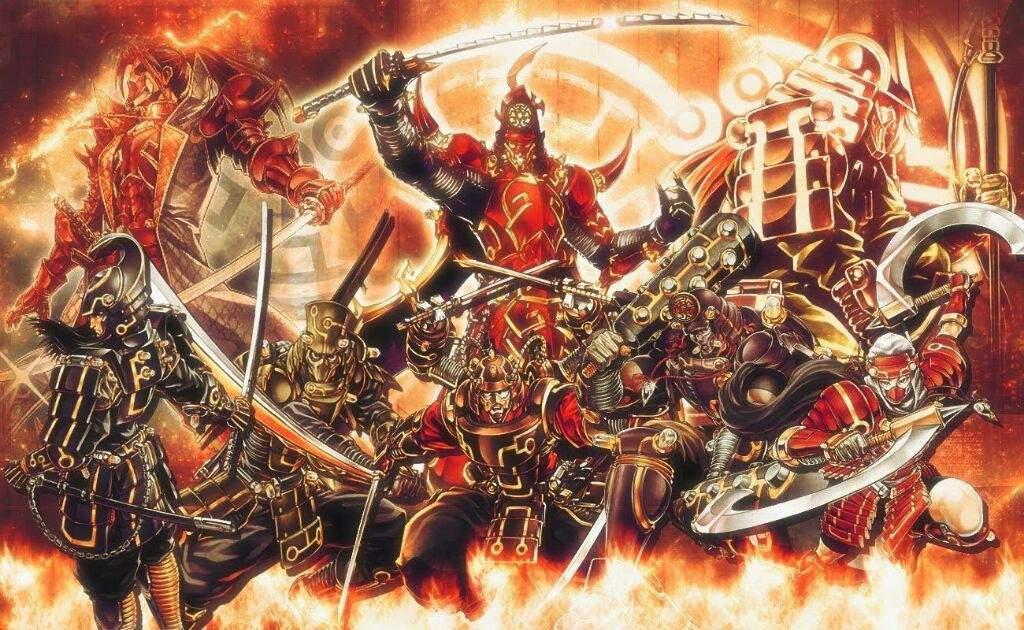 Why I Play ______: Six Samurai | Duel Amino