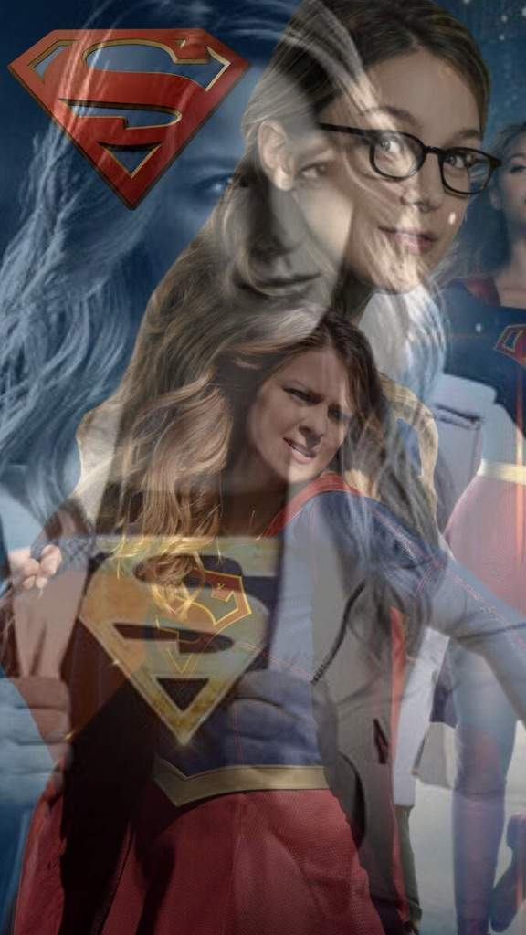 I Made A Supergirl Iphone Wallpaper The Flash Amino
