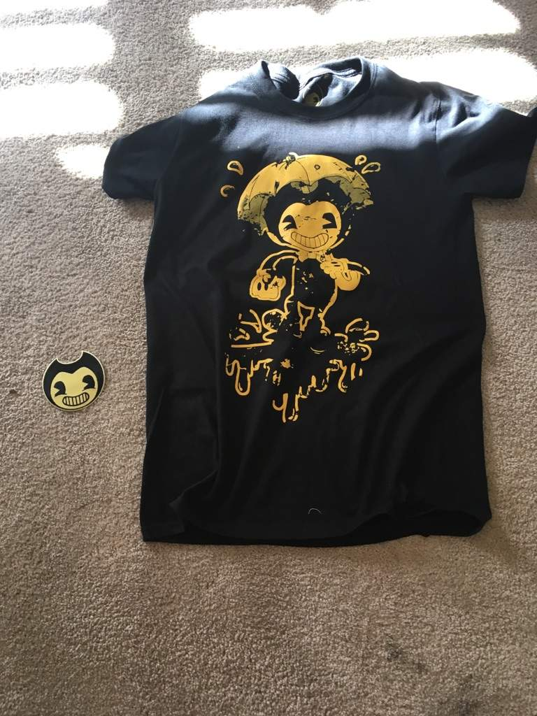 bf512252 What i got at Hot Topic today | Bendy and the Ink Machine Amino