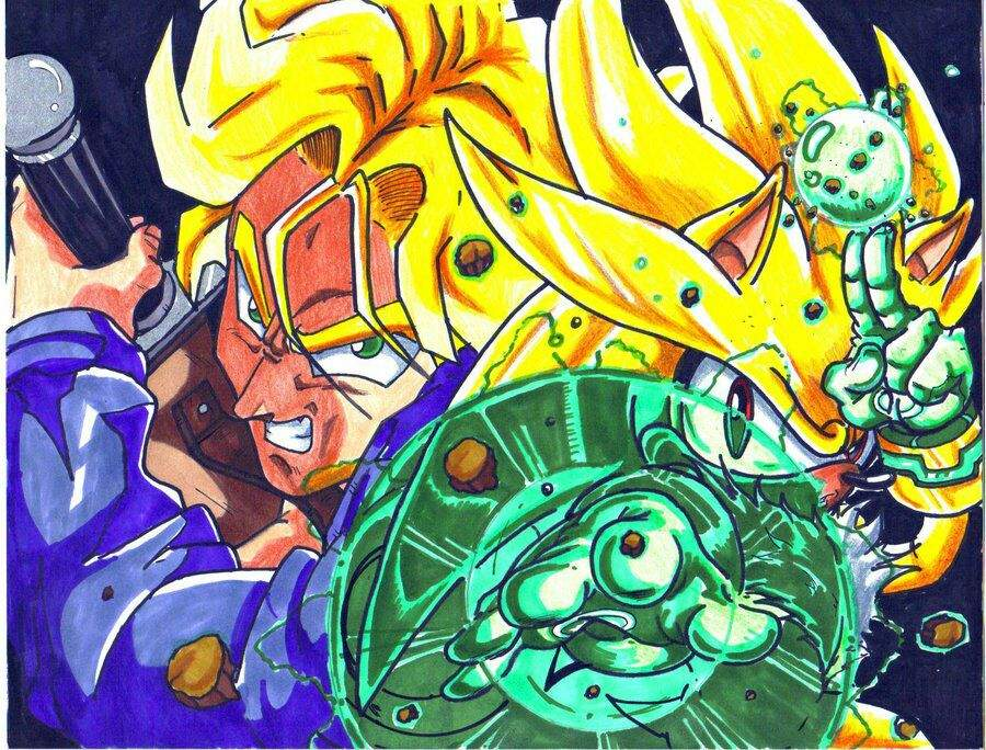 Why I Like Sonic More Than Dragon Ball! | DragonBallZ Amino