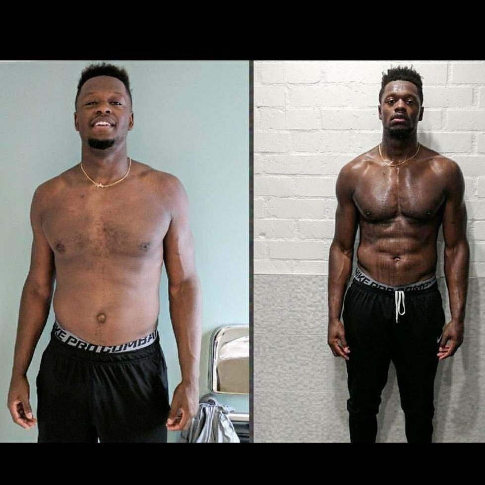 Nba Offseason Body Transformations Hardwood Amino