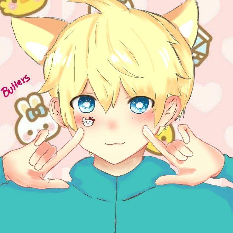 Far Art Butters Stotch De South Park V Arte Anime Amino Amino