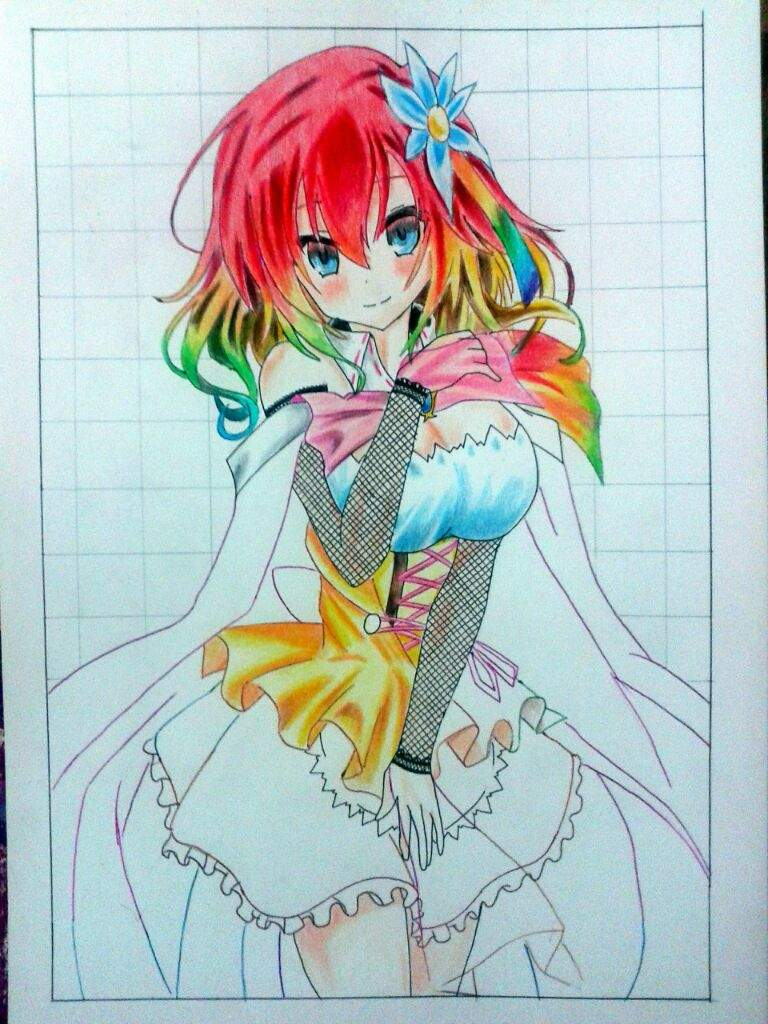 Como Colorear Con Lapices De Colores Dibujarte Amino