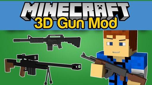 gun command minecraft