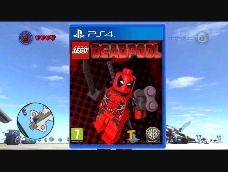 Lego Deadpool Game | Comics Amino