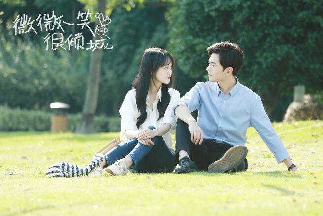 مسلسل صيني ابتسامة جميلة مسلسل رومانسية صينية تتحدث عن لعبةالشبح الصينية الدراما الكورية Amino