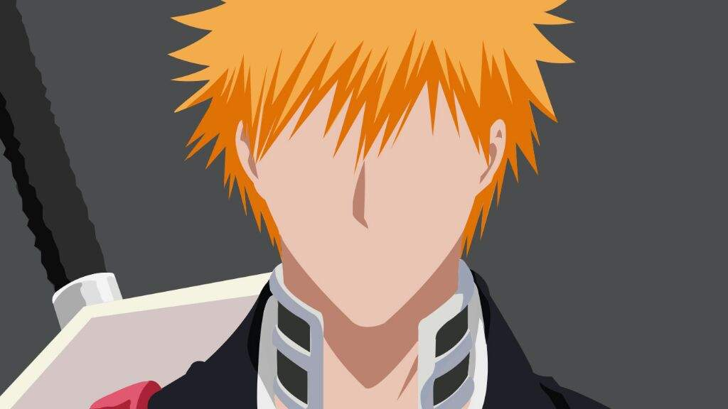 Ichigo Minimalistic Wallpaper! | Anime