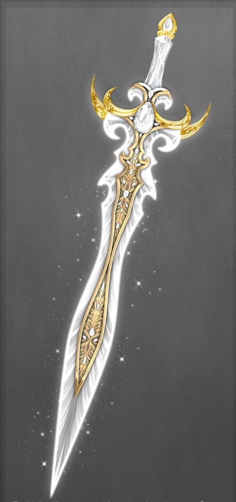 The Sword That Drinks Blood