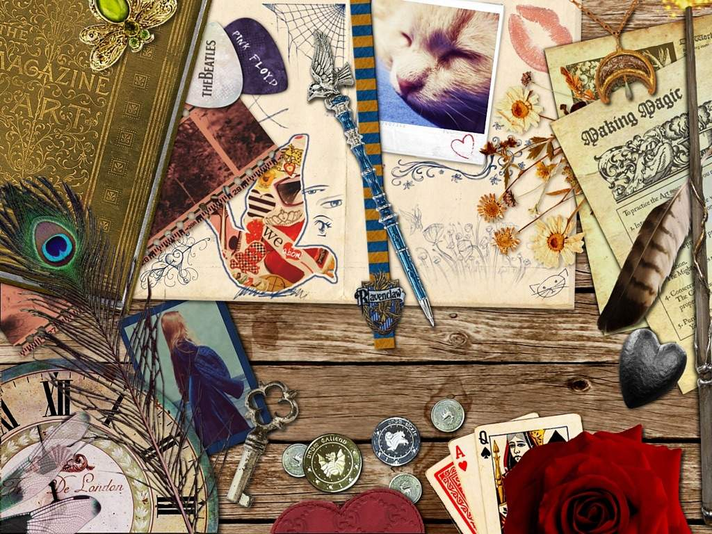 Awesome Hp Desk Wallpapers Harry Potter Amino