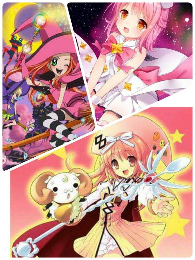 magical girl anime
