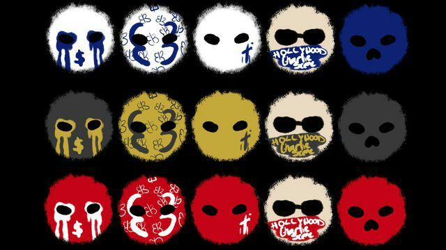FIVE Mask Icons