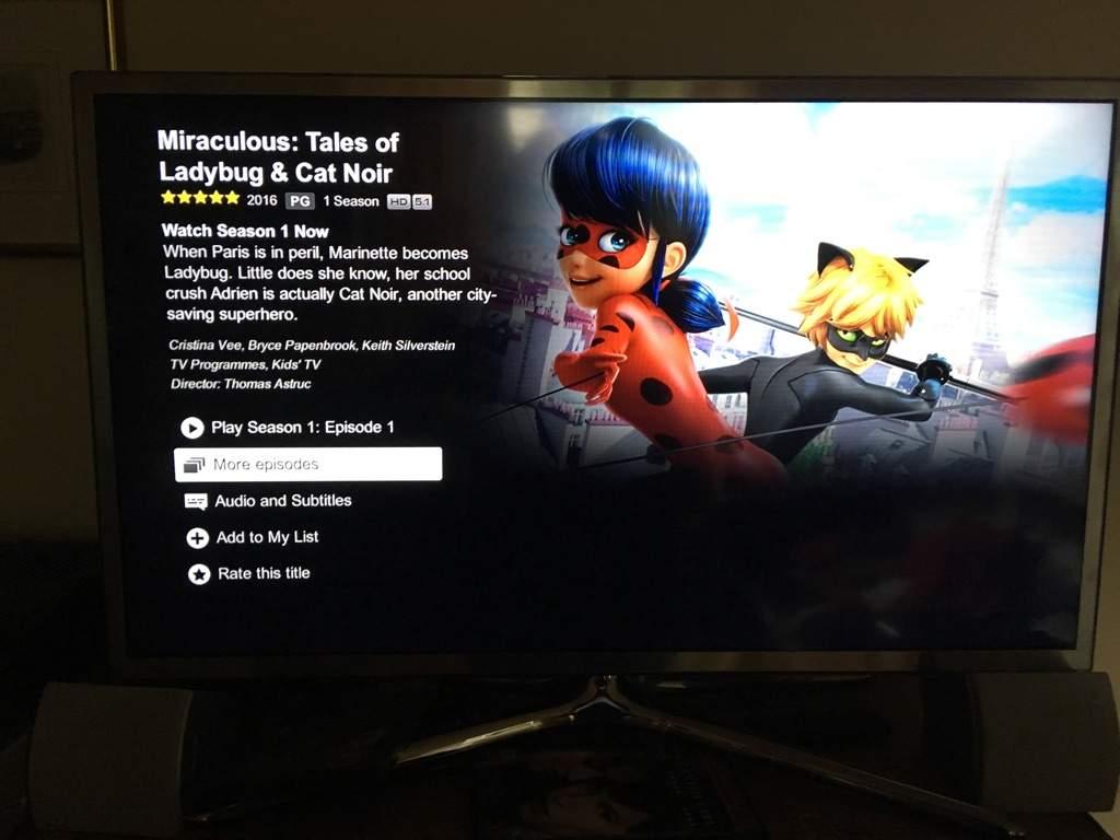Season 1 of Miraculous Ladybug now on Netflix UK | Cartoon Amino