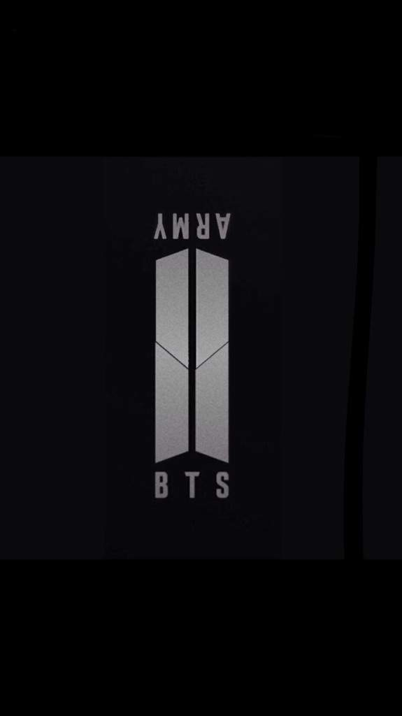 Bts Logo Wallpaper Army S Amino