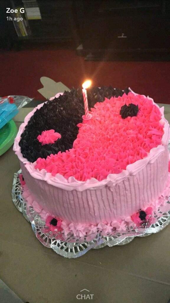 My Blackpink Birthday Cake Blink Amino