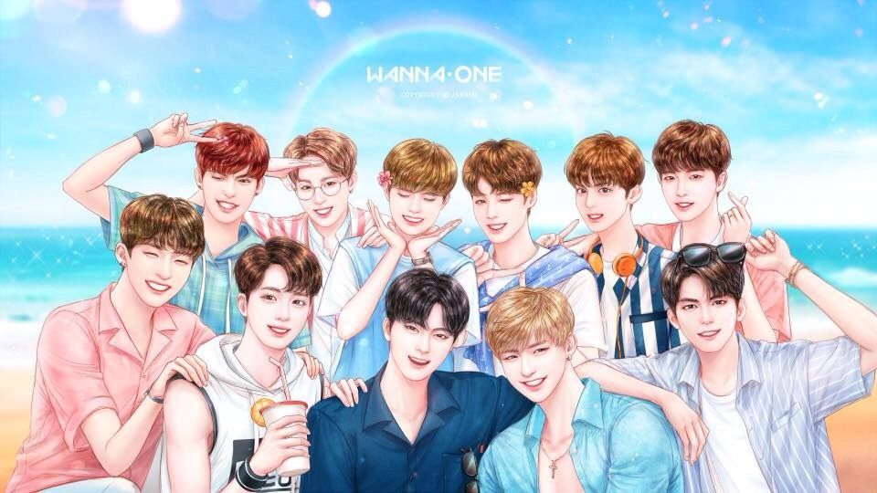 Wanna One Fanarts Not Much Wanna One 워너원 Amino