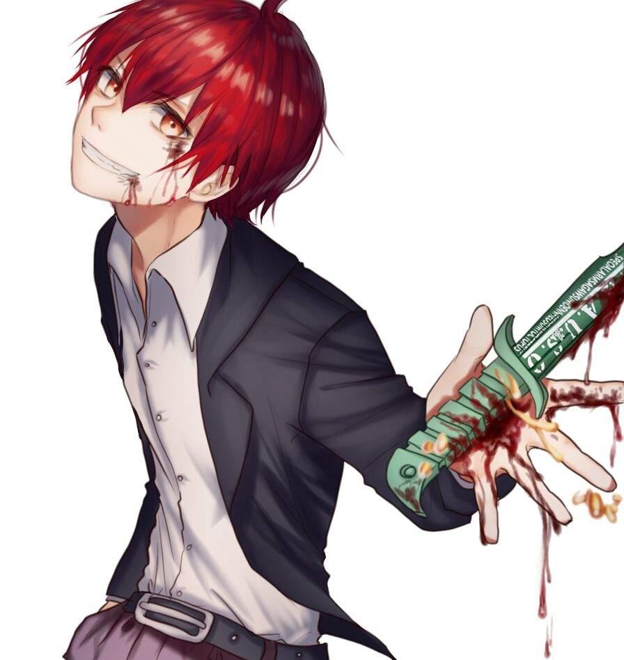 картинки класс убийц карма