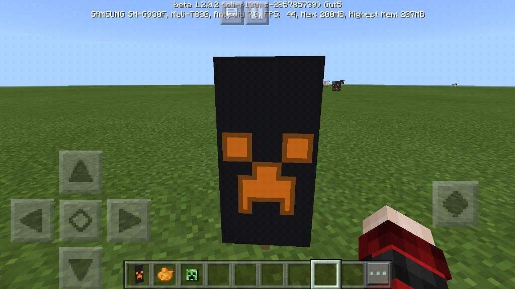 Como se craftea el escudo y cambiar su color|Minecraft 1.9 ...