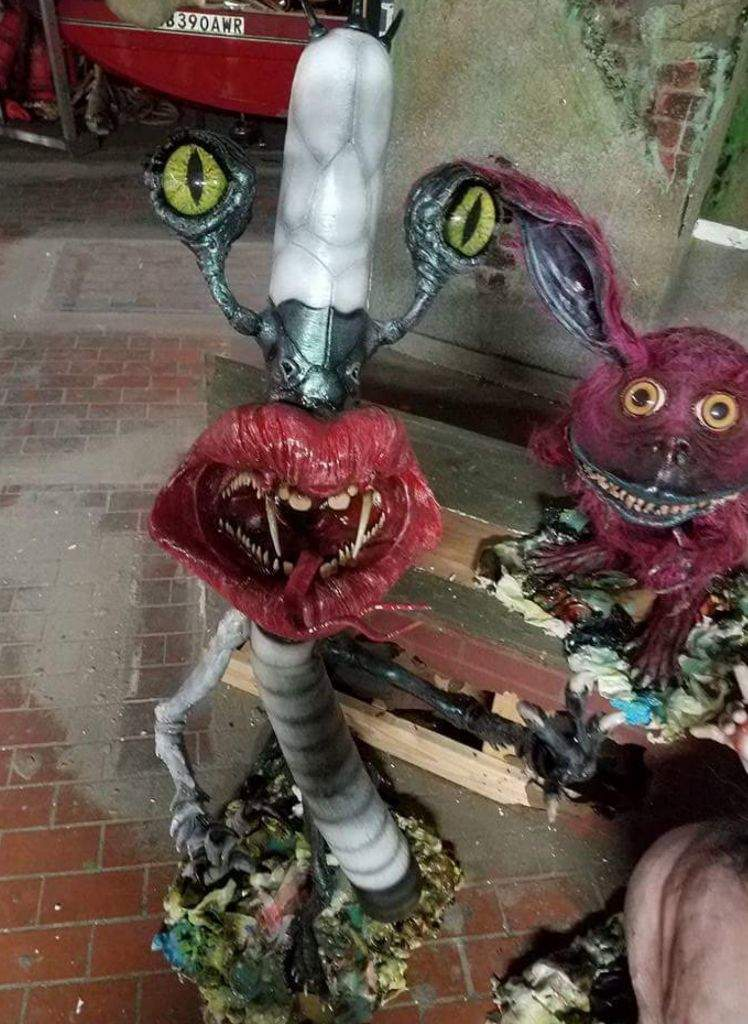 Ahh Real Monsters Sculptures Horror Amino