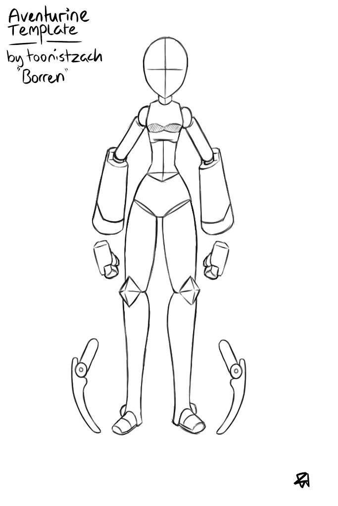 aventurine character template steven universe amino