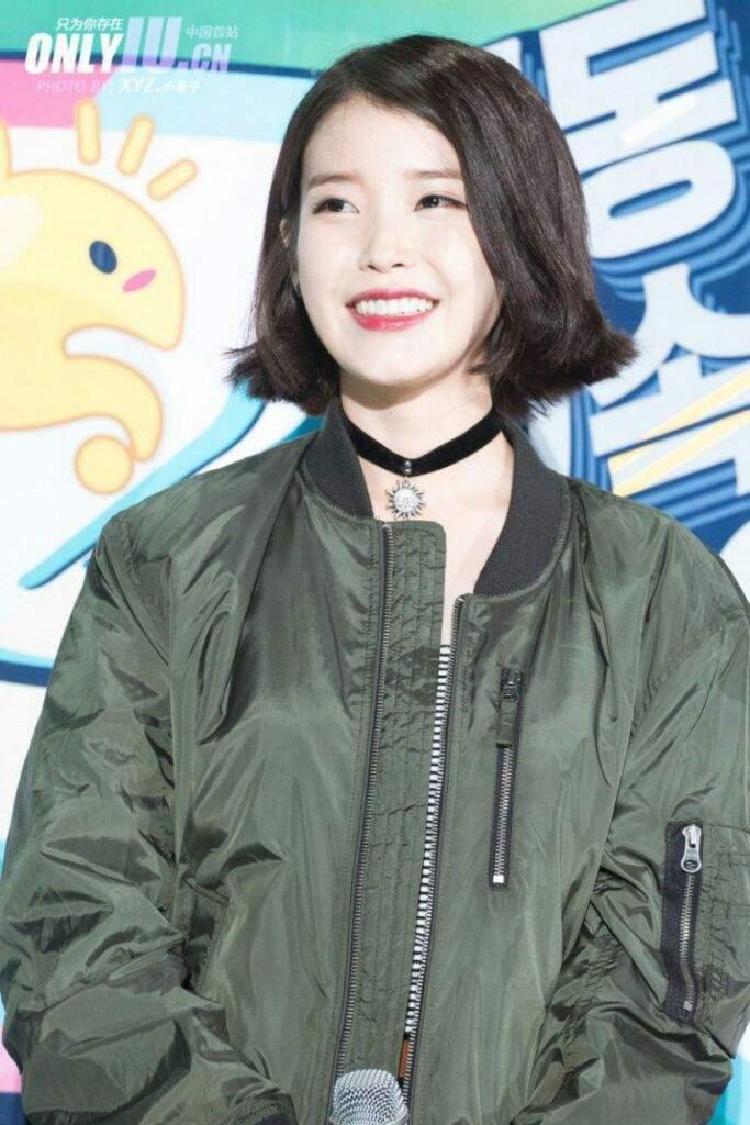 Iu Has Perfected The Short Hair Style Iu Lee Ji Eun 아이유 Amino
