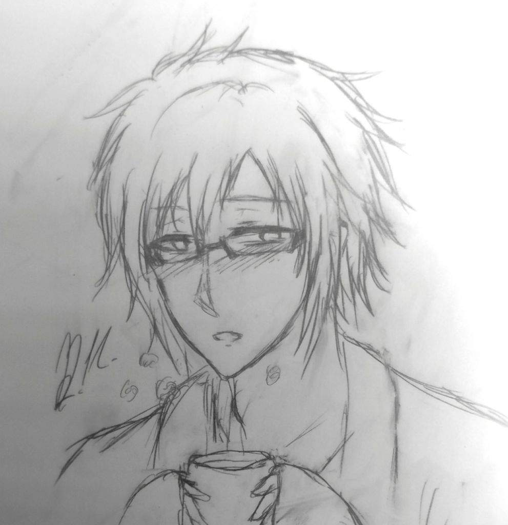 Want to draw some sick yama its pretty messy cause i got real lazy lmao but yeah sick yama is best