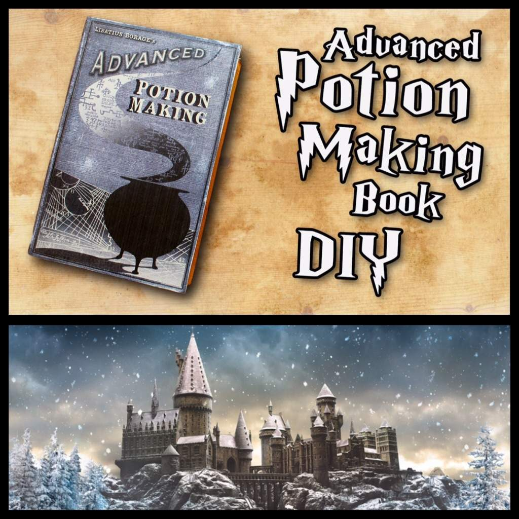 photo relating to Harry Potter Potions Book Printable known as Do-it-yourself Highly developed potion generating guide Harry Potter Amino