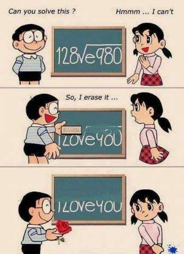 IF THIS IS MATHS, THEN EVERYONE WILL LIKE TO DO THIS ...