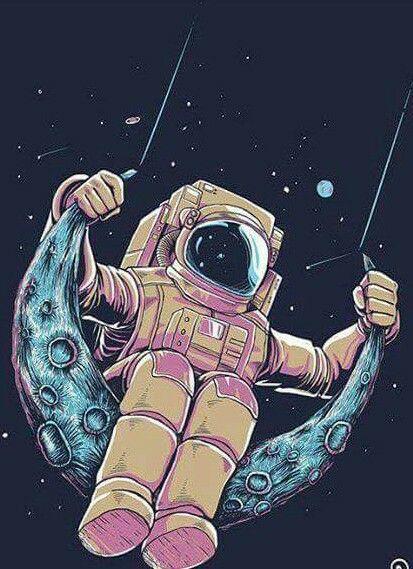 Wallpaper de astronautas fondos de pantalla amino for Sfondi spaziali