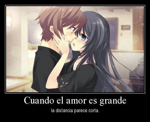 Imagen Lindas Fotos De Amor Anime Con Frases Romanticas Fotos Y
