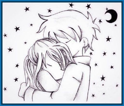 Imagen Imagenes De Amor En Anime Para Dibujar Archivos Imagenes