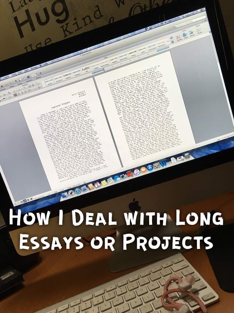 how i deal long essays and studying amino amino so i ve been in school for about 2 to 3 weeks and i already have a big essay or project so i m going to show you how i do them