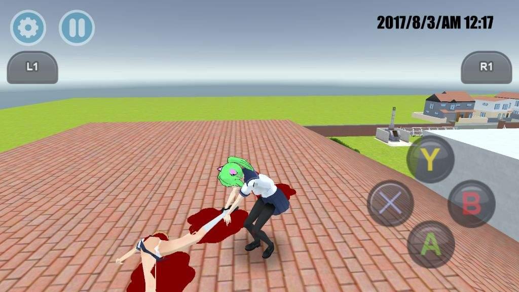 high school sim games