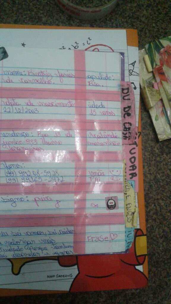 5 Dicas Para Um Caderno Organizado Tumblr Amino Pt Amino