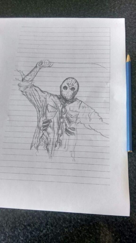 Desenho Do Jason Clash Royale Amino Oficial C Amino