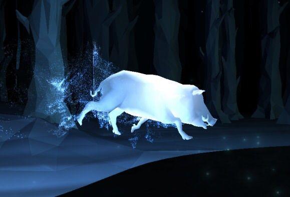 Patronus Wild Boar Harry Potter Amino