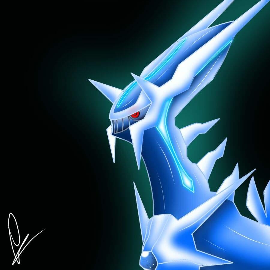 Dialga Art Pokemon Amino
