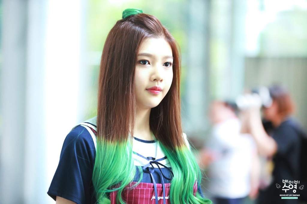 All Of Park Sooyoung S Hair Color Styles From Each Era Red Velvet Amino