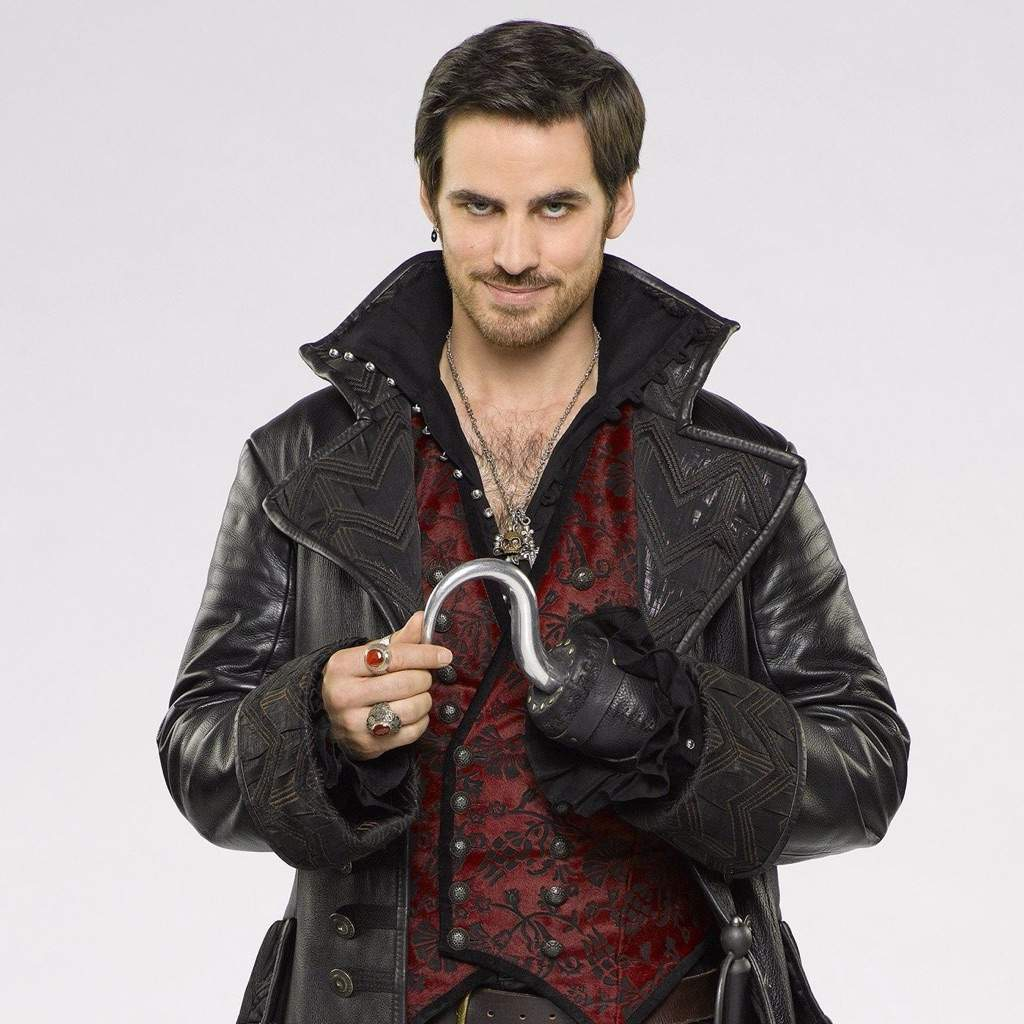 Captain Hook Once Upon A Time: Love Doesn't Stand A Chance