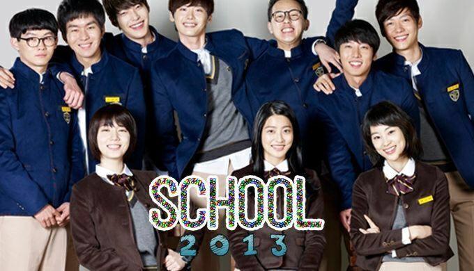 Game Sets Reviews School 2013 K Drama Amino
