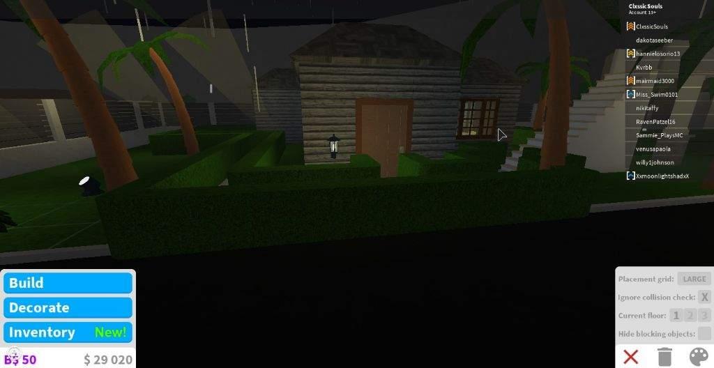 1 Story House Build Roblox Bloxburg Roblox Amino - Roblox ...