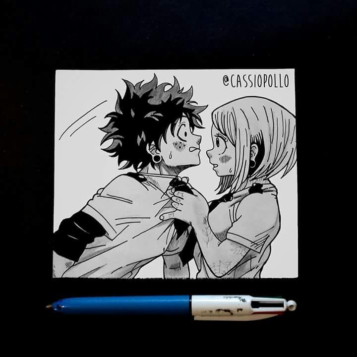 Desenho Estilo Manga Casal Draw Drawing Manga Desenho