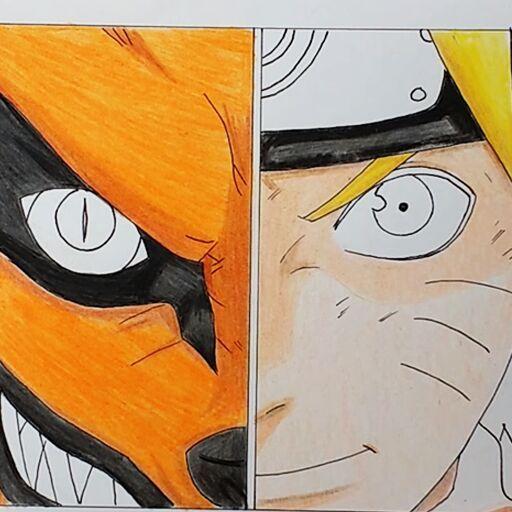 Kurama Naruto T Dibujo Naruto Y Dibujar